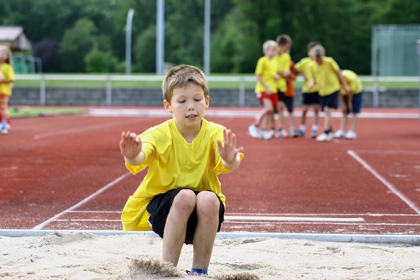 enfant sport